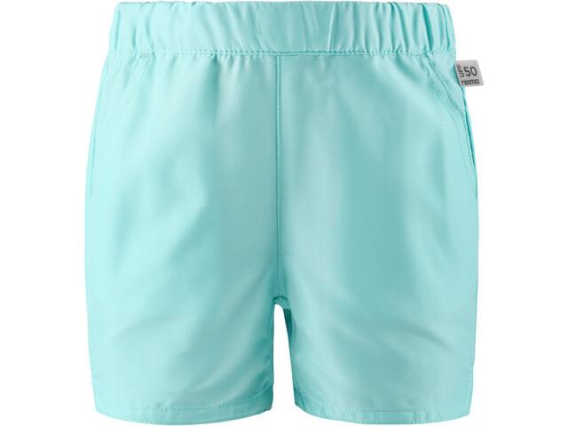 Reima Hoppu Shorts Toddler light turquoise